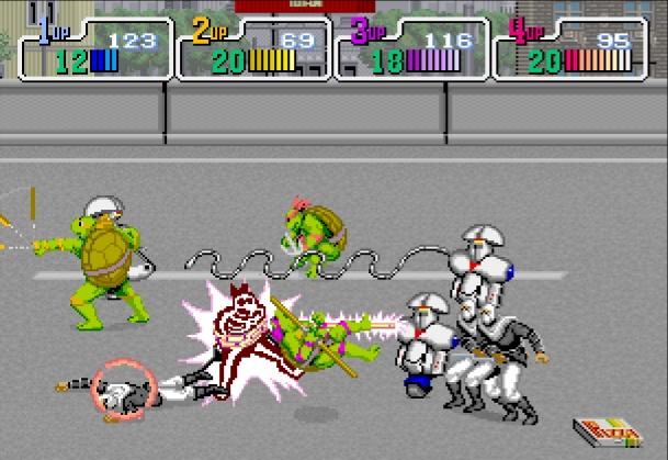 Teenage Mutant Ninja Turtles – 4 Games You Must Play – agentprince com
