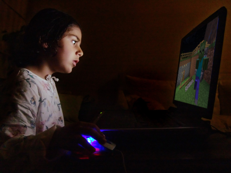 The Benefits of Kids Playing VideoGames