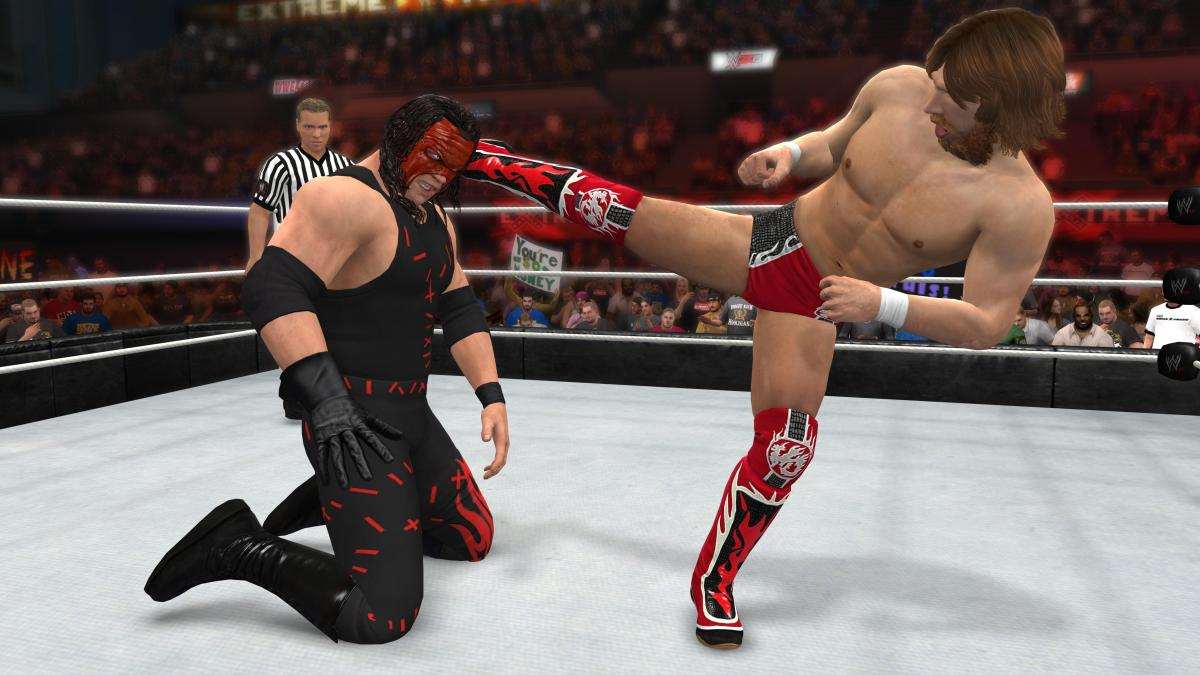 WWE 2K16 Review –  Showcase of theImmoral