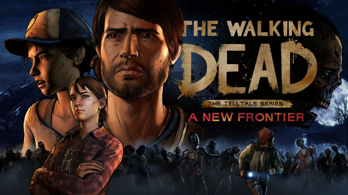 Review – The Walking Dead: A New Frontier(PS4)