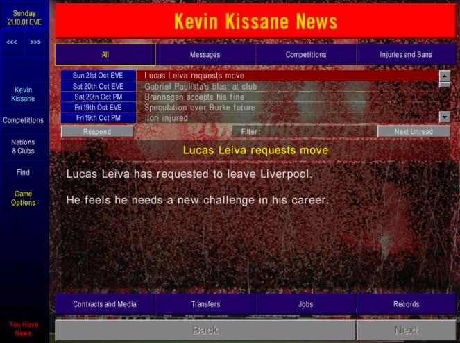 Lucas loser
