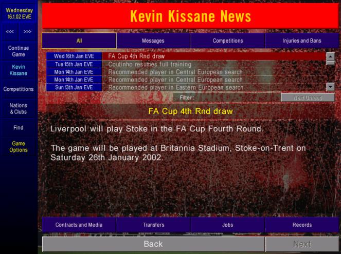 FA cup 4 draw final
