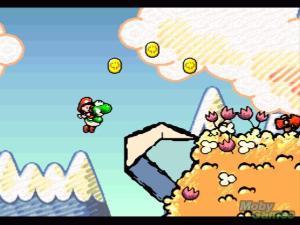 Super Mario World 2 Yoshis Island