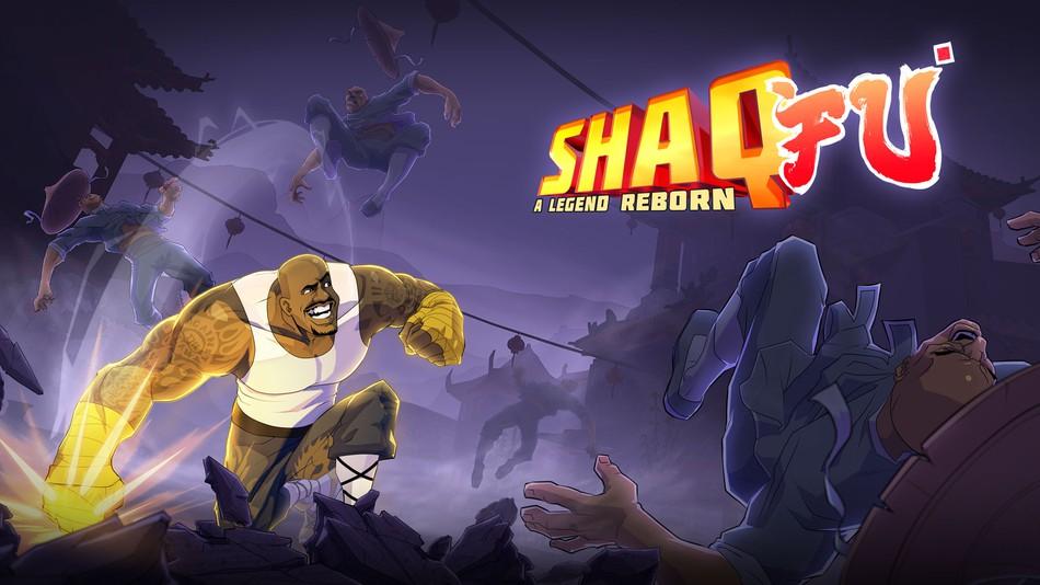 SHAQ FU: A LEGEND REBORN REVIEW(PS4)