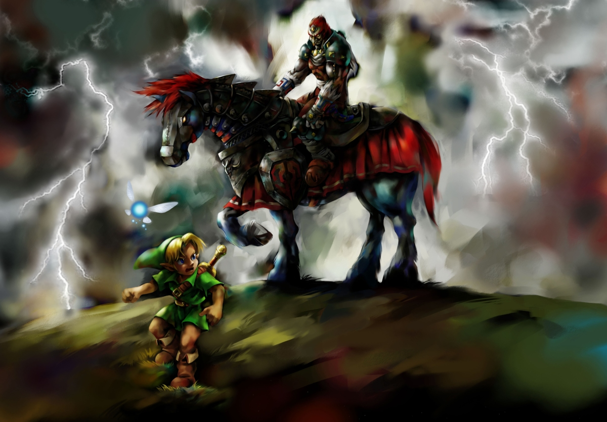 The Legend of Zelda: Ocarina of Time at 20 – An Experience for theAges