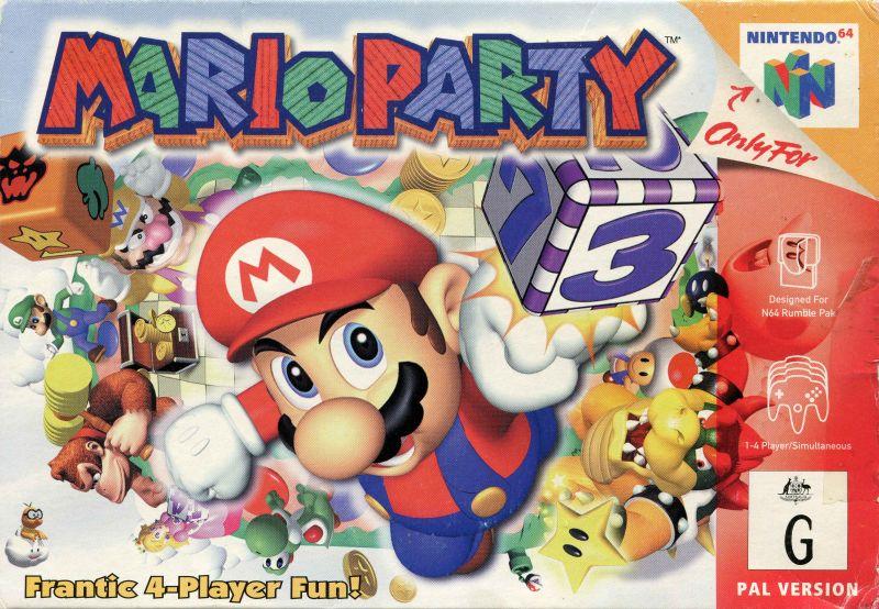 Mario Party – 20 years of Mushroom KingdomMayhem