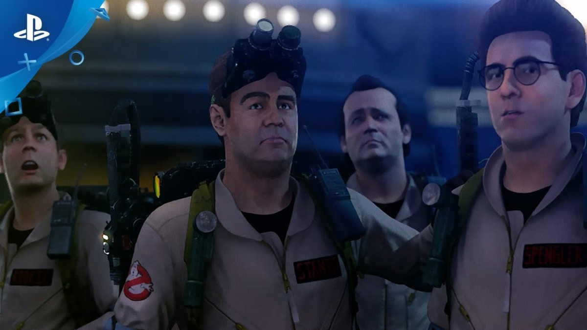 Ghostbusters: The Video Game Remastered Announced For PS4, XBOX ONE, SWITCH and PC – MassHysteria!