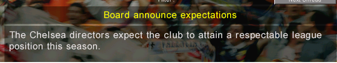 Transfer ban expectations1