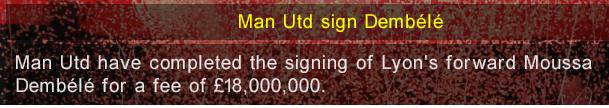 Transfer ban nov 15