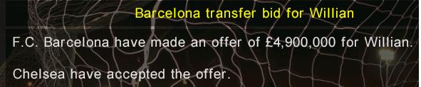 Transfer ban nov 28