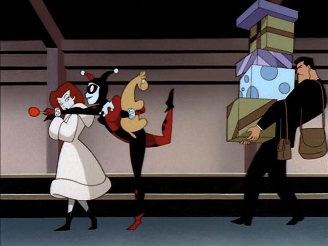 Animation Advent Calendar – 12 Days of Christmas #9 – The New Batman Adventures: HolidayKnights