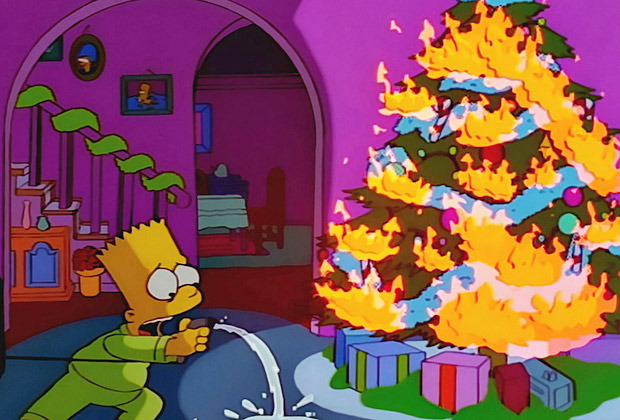 Animation Advent Calendar – 12 Days of Christmas #11 – The Simpsons: Miracle on EvergreenTerrace