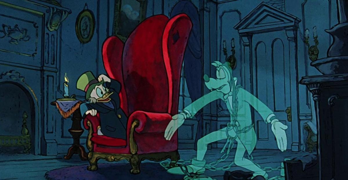 Animation Advent Calendar – 12 Days of Christmas #5 – Mickey's ChristmasCarol