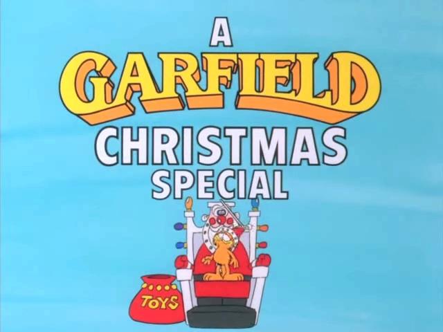 Animation Advent Calendar – 12 Days of Christmas #8 – A GarfieldChristmas